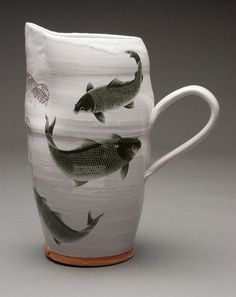 ceramic pieces by justin rothshank