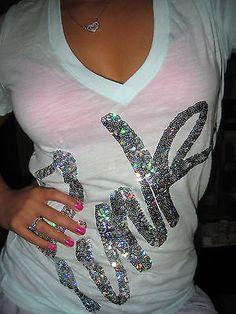Victorias Secret bling mint top♥