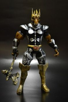 Beta Ray Bill (Ultimate) (Marvel Legends) Custom Action Figure Beta Ray Bill, Figurines D'action, Ultimate Marvel, Marvel Legends Series, How To Make Comics, Custom Action Figures, Sideshow Collectibles, Comic Book Covers, Marvel Movies