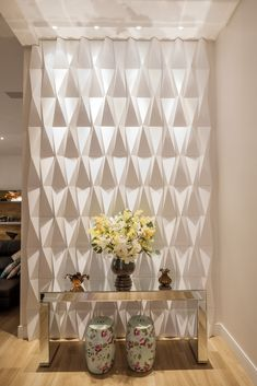 Rope Shelves, Wooden Shelves, Wall Design, House Design, 3d Wall Decor, Home Organisation, 3d Wall Panels, Bedroom Layouts, Wall Treatments