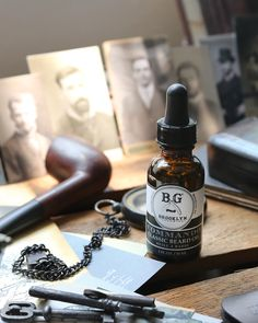 Handcrafted Beard Oil by Brooklyn Grooming