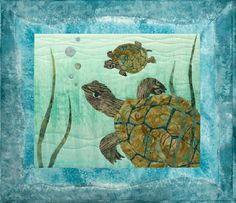 McKenna Ryan Quilt Pattern Something Fishy Turtle Sunday Quilting DIY on Etsy, $12.50