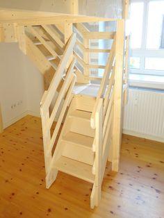 Kinderhochbett treppe  Bild 17: Hochbett / Hochetage mit Treppe | Hochbetten / Galerie ...