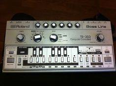 Roland TB-303 Bassline Synthesizer