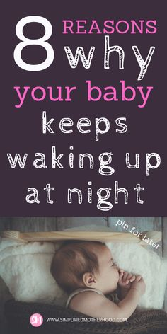Best baby sleep tips to figure out why your baby keeps waking up at night! These sanity-saving baby Help Baby Sleep, Kids Sleep, Baby Hacks, Baby Tips, Baby Timeline, Baby Schedule, Training Schedule, Baby Sleep Consultant, 7 Month Old Baby