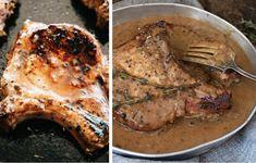 5 Εύκολες σως για πεντανόστιμες μπριζόλες! | ediva.gr Greek Recipes, Pork Recipes, Recipies, Cooking Recipes, Recipe Sites, Steak, Cool Hairstyles, Food And Drink, Desserts