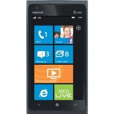 Have you checked out the beautifully different Nokia Lumia 900?     This product has gathered 70+ 5 star reviews on Amazon.com in 2 days.     I own a Lumia 710 and absolutely love it. The 900 is just better. Check it out.