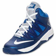 The Boys\u0026#39; Preschool Nike Air Max Stutter Step Basketball Shoes - 599289 410 - Shop Finish Line today! Deep Royal Blue/Game Blue/Wolf Grey \u0026amp; more colors.