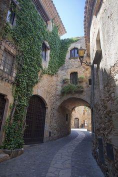Pals (Girona) - Los 200 pueblos más bonitos de España