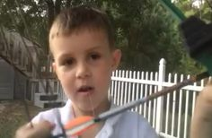 This Boy Discovered The Coolest Way To Pull Out A Tooth