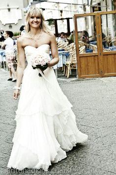 Church Wedding, Wedding Ceremony, Capri Italy, Beautiful Islands, Destination Wedding, Wedding Photography, Bride, Celebrities, Wedding Dresses