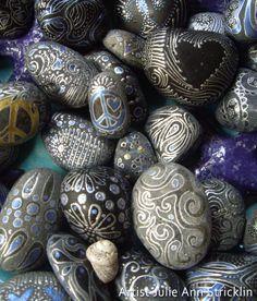Julie Strickland rocks