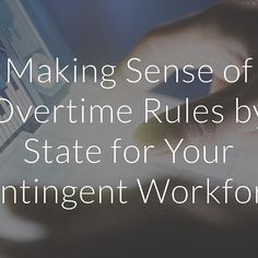 True or False: Unless exempt, #overtime pay should be granted to anyone working over 40 hours/week. Check out our blog to find out! #infographic #eventtech #lassoworkforce #gigeconomy #production #eventstaffingservices #saas