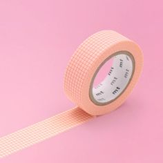 If you've been following us on instagram (you are, right?) you know that we LOVE putting washi tape everywhere, especially when it comes from mt tape. we totally won't judge you if you wrap this tape