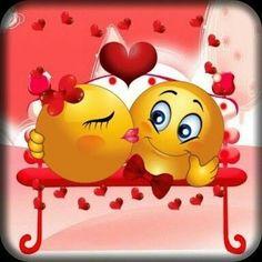 Ben haklıyım kabul et, Hatalı olan sensin…. Love Smiley, Emoji Love, Cute Emoji, Animated Emoticons, Funny Emoticons, Smileys, Images Emoji, Emoji Pictures, Kiss Emoji
