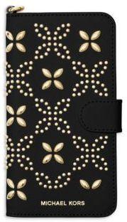 MICHAEL MICHAEL KORS Folio Leather iPhone 7 Case