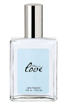 Philosophy, Falling in Love. Wore this on my wedding day. Smells like blackberry cupcakes and heaven.