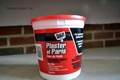 CreativaCale: Recept za pravljenje Chalk Paint boje-How to made Chalk Paint-recipe