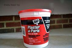 CreativaCale: Recept za pravljenje Chalk Paint boje-How to made ...