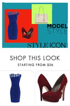 """""""Model Style"""" by cudagirl831 ❤ liked on Polyvore featuring Michael Antonio, MICHAEL Michael Kors, women's clothing, women's fashion, women, female, woman, misses and juniors"""