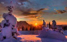 Cele mai spectaculoase peisaje de iarna din lume - Ioana Budeanu - profa de travel