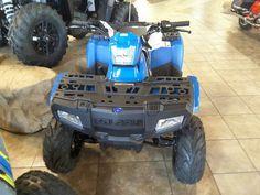 New 2017 Polaris Sportsman 110 EFI Velocity Blue ATVs For Sale in Arizona. 2017 POLARIS Sportsman 110 EFI Velocity Blue,