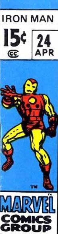 corner box | Iron Man