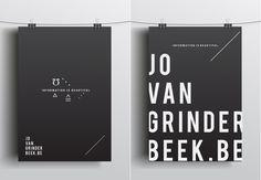 jo van grinderbeek by jo van grinderbeek, via Behance