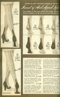 stockings styles...