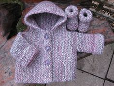 Adorable! And free pattern. ;-)