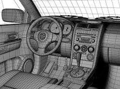 3d car wire - Google 검색