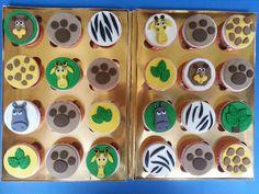 Cupcake for mika birthday