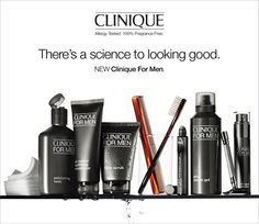 Clinique For Men, Allergy Testing, Men's Grooming, Cologne, Allergies, Black Men, Shop Now, Personal Care, Cosmetics