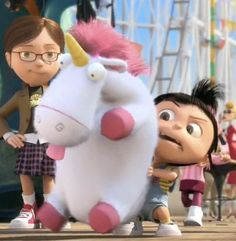 """It's so fluffy I'm gonna die!"""