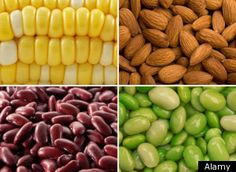 20 High Fiber Foods:   Fiber can lower blood sugar, cut cholesterol, and may even prevent colon cancer and help you avoid hemorrhoids. If it were a drug, the world would be clamoring for it. But few people are getting enough. Women should get about 25 grams a day and men at least 35 to 40, but the average person gets just 15 grams a day.