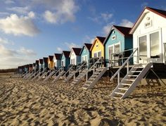 Strandhuisjes Nollestrand