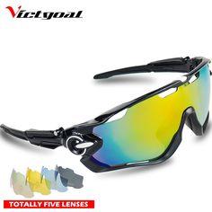 581a55cf239 VICTGOAL Cycling Glasses Polarized Men Women Cycling Eyewear UV400 Bicycle  Sports Sunglasses Running Fishing MTB Goggles