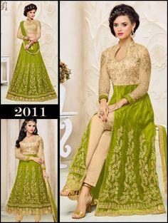 Pakistani Kameez New Anarkali Dress Indian Salwar Suit Ethnic Bollywood Designer #TanishiFashion #LehengaStyleSuit