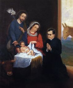 St Josemaria Escriva and the Birth of Our Lord