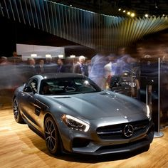 Mercedes-AMG GT S Edition 1. #DoW