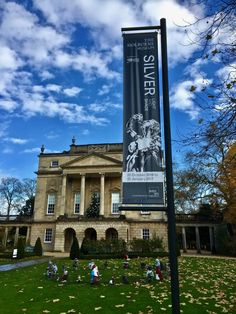 Autumnal colour may be all about orange and gold but Bath's Holburne Museum is currently wowing its visitors with an exhibition celebrating silver – a precious metal used through the ce…
