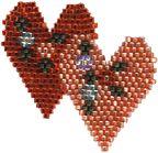 Heart Pin at Sova-Enterprises.com