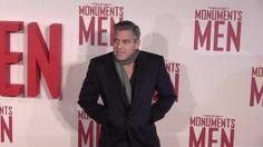 George Clooney hizo propuesta de matrimonio durante una cena en casa