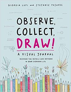 PDF DOWNLOAD Observe Collect Draw A Visual Journal Free Epub