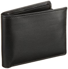 Perry Ellis Men's Gramercy Passcase Wallet, Black, One Size Perry Ellis. $24.99. Made in India. 100% Leather. Six card slots. Dry Clean Only. Comes with a multi function pull out pocket for easy access to things such as ids. Save 41%!