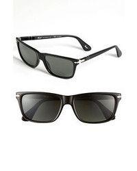 959f1cf92ba Persol 58mm Polarized Sunglasses Black One Size Italian Sunglasses