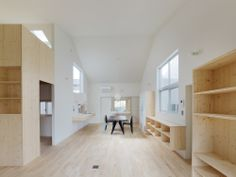 "House in Kitaoji by Torafu Architects ""Location: Kyoto, Kyoto Prefecture, Japan"" 2012"