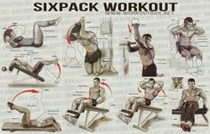 Sixpack Workout