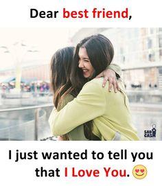 Mariya is my bff 3 Best Friends, Dear Best Friend, Crazy Friends, Friends Are Like, Best Friend Quotes, Best Friends Forever, Besties Quotes, Girly Quotes, Sister Quotes