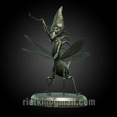 Queen of Mantis